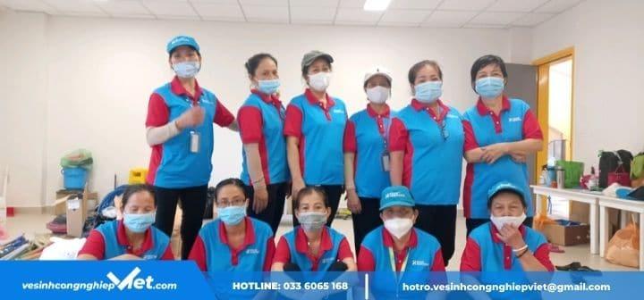 VesinhcongnghiepViet-Cung cấp dịch vụ vệ sinh uy tín, chất lượng.