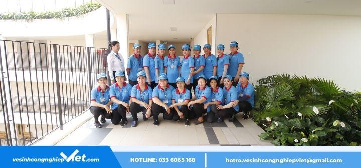 Dịch vụ vệ sinh sàn nhà xưởng uy tín, chất lượng