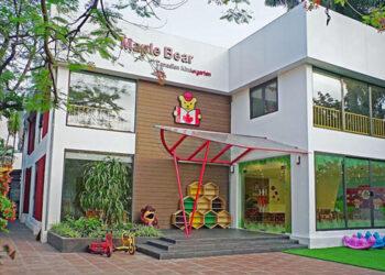 Tạp vụ trường quốc tế Maple Bear