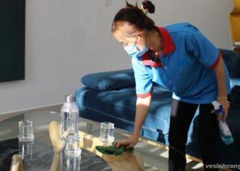 Tuyển dụng vệ sinh công nghiệp