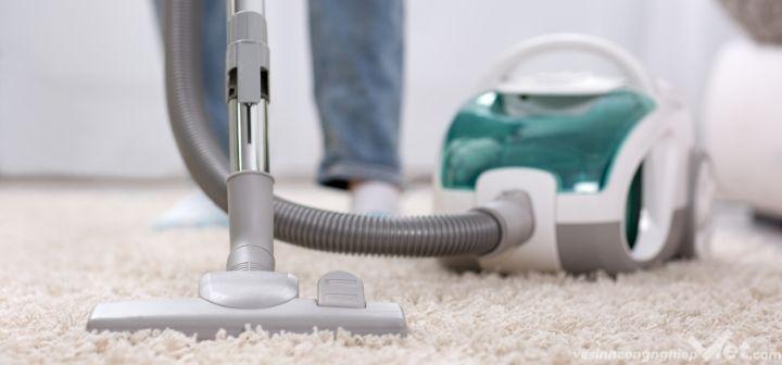 Giặt thảm và duy trì độ sạch sẽ sau khi giặt