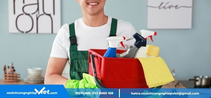 Lợi ích dịch vụ cung ứng tạp vụ