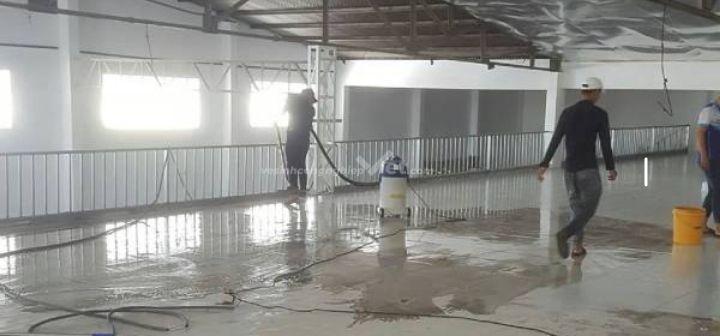 đội vệ sinh công nghiệp