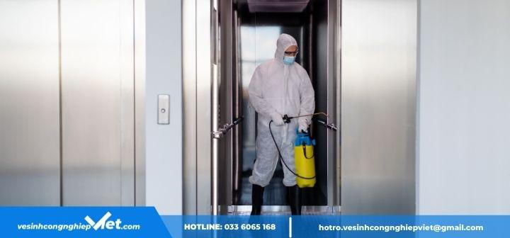 Công ty phun khử khuẩn